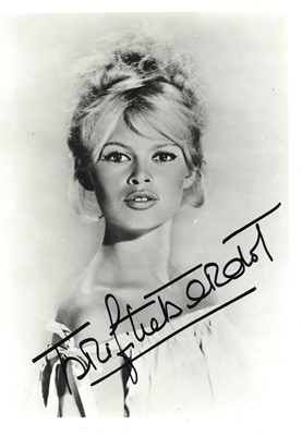 Lot 1465 - Bardot (Brigitte)