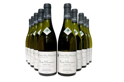 Lot 86 - Domaine Marc Morey Batard-Montrachet Grand Cru 2006