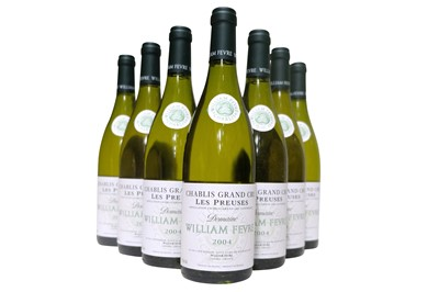 Lot 90 - Domaine William Fevre Chablis Grand Cru Les Preuses 2004