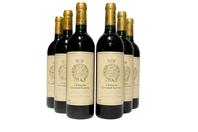 Lot 66 - Chateau Gruaud Larose 2002
