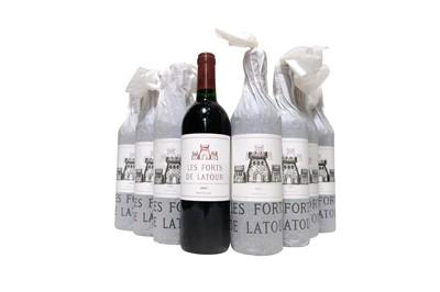Lot 57 - Les Forts de Latour 2002