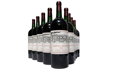 Lot 82 - Magnums Chateau Meaume 2009