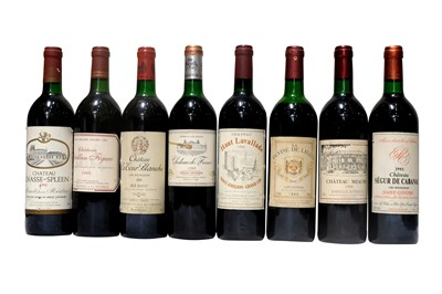 Lot 83 - Mixed Bordeaux