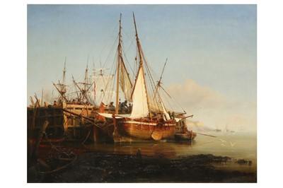 Lot 376 - ALBERT HEINRICH BRENDEL (GERMAN 1827-1895)
