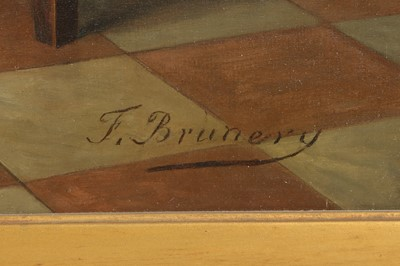 Lot 360 - FRANCOIS BRUNERY (ITALIAN 1849-1926)