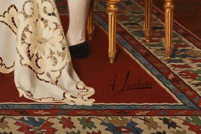 Lot 358 - ANDREA LANDINI (ITALIAN 1847-1912)
