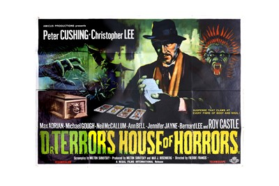 Lot 1494 - Dr Terror's House of Horrors