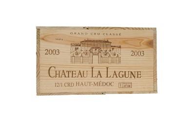 Lot 37 - Chateau La Lagune 2003