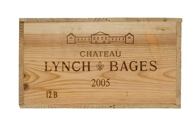 Lot 50 - Chateau Lynch-Bages 2005