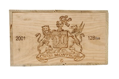 Lot 61 - Chateau Montrose 2001