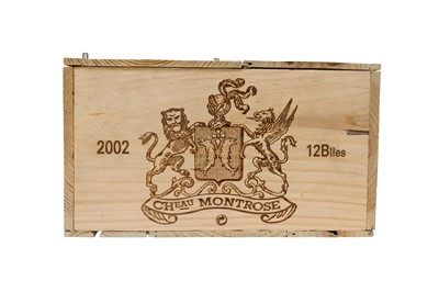 Lot 62 - Chateau Montrose 2002
