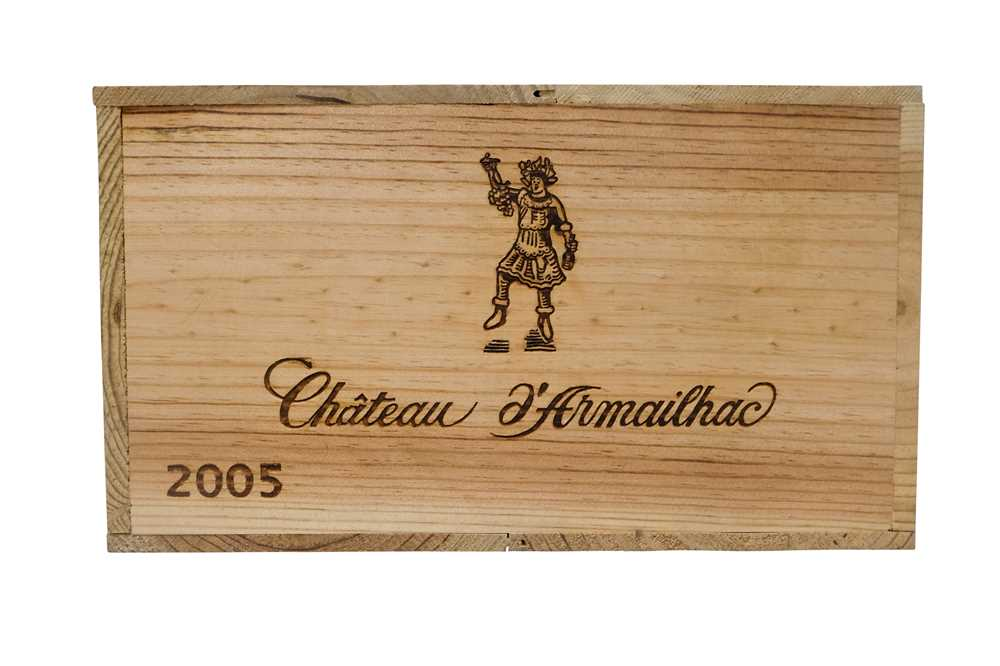 Lot 42 - Chateau D'Armailhac 2005
