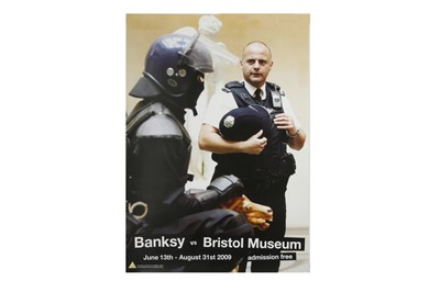 Lot 327 - BANKSY (BRITISH B. 1974)