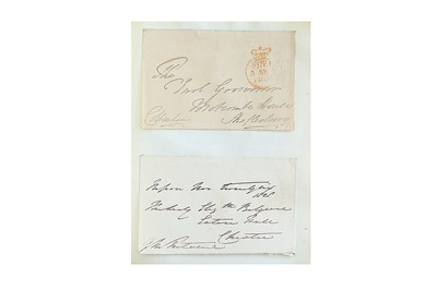 Lot 1429 - Autograph Collection.- British Politicians & Aristocrats