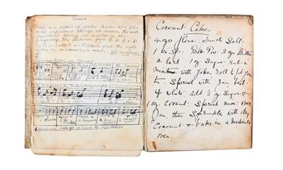 Lot 539 - Cookery. Manuscript. [c.1850]