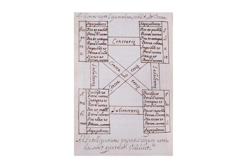 Lot 1000 - Bevilacqua (Father Francesco Alfonso)