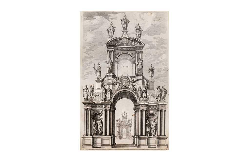 Lot 1001 - Bible. Kraus, Historischer Bilder Bibel, Augsurg, 1700