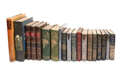 Lot 1088 - Illustrated: A'Becket, Rackham, Cranford series.