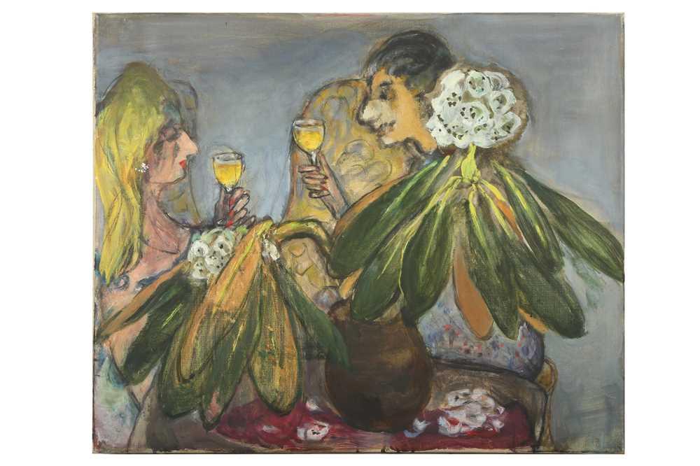 Lot 332 - MARIE-LOUISE VON MOTESICZKY (AUSTRIAN 1906-1996)