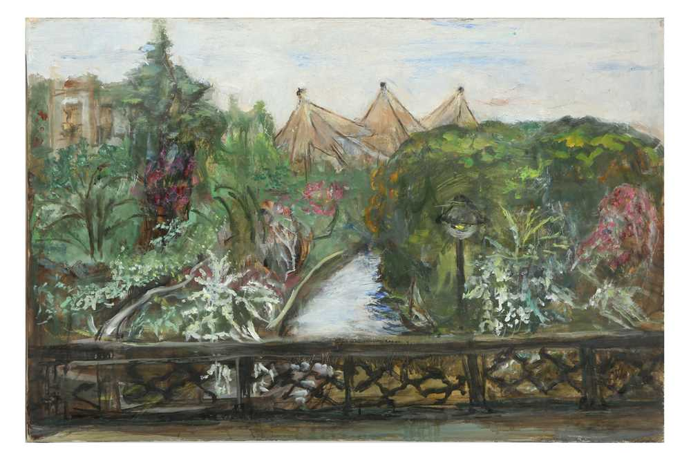 Lot 333 - MARIE-LOUISE VON MOTESICZKY (AUSTRIAN 1906-1996)
