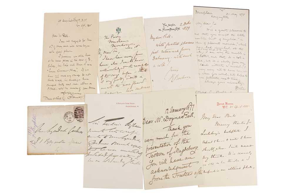 Lot 1428 - Autograph Collection.-Artists