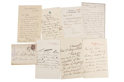 Lot 1428 - Autograph Collection.-Artists