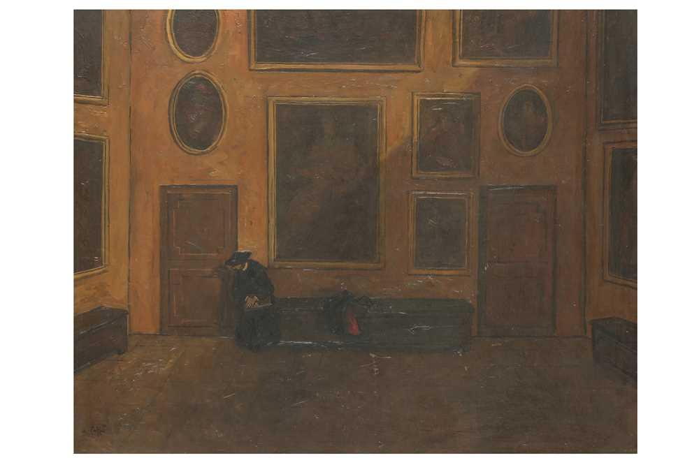 Lot 337 - NINO CAFFÈ (ITALIAN 1909-1975)