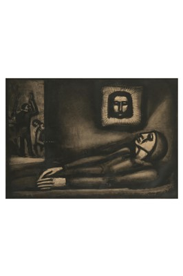 Lot 312 - GEORGES ROUAULT (FRENCH 1871-1958)