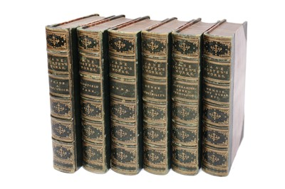 Lot 1022 - Austen. Works 5 vols. 1881