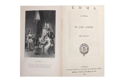 Lot 1022 - Austen. Works 5 vols. 1881