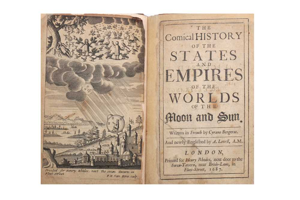 Lot 1035 - Cyrano de Bergerac. 