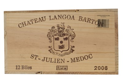 Lot 67 - Chateau Langoa-Barton 2006