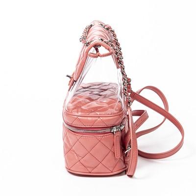 Lot 26 - Chanel Coral Aquarium Backpack