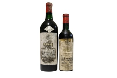 Lot 58 - Chateau Pavie 1959 (James Hawker Label)
