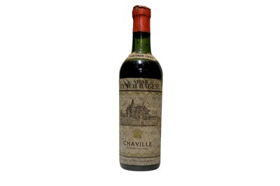 Lot 522 - Chateau Lynch Bages 1955