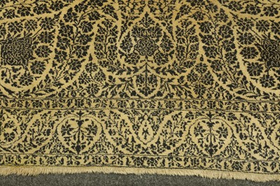 Lot 14 - A PAIR OF INDIAN RUGS