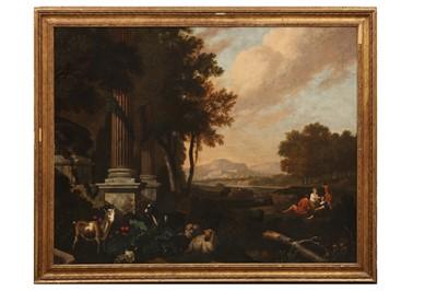Lot 105 - ABRAHAM JANSZ BEGEYN (LEIDEN 1637 - BERLIN 1697)