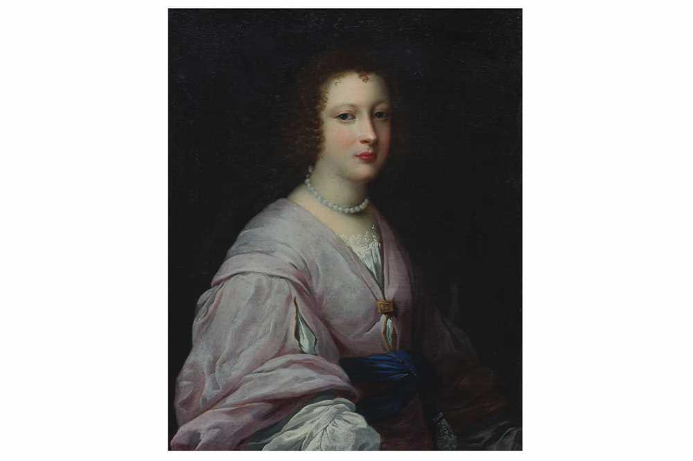 Lot 106 - ATTRIBUTED TO CLAUDE DERUET (NANCY 1588 - 1660)