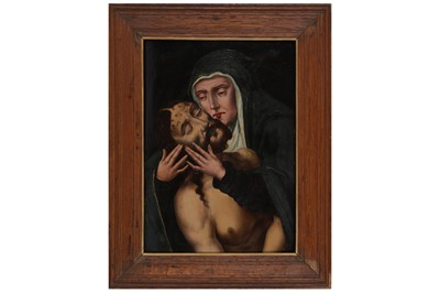 Lot 140 - FOLLOWER OF LUIS DE MORALES (BADAJOS 1509/1520 - 1586)