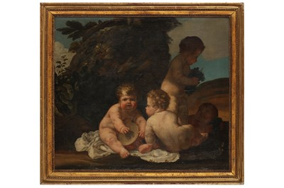 Lot 119 - CIRCLE OF LAURENT DE LA HYRE (PARIS 1606 - 1656)