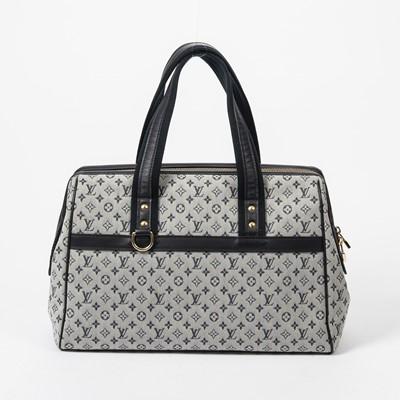 Lot 84 - Louis Vuitton  Encre Monogram Idylle Josephine GM