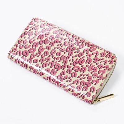 Lot 42 - Louis Vuitton Leopard Print Stephen Sprouse Zippy Wallet