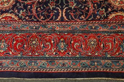 Lot 20 - A FINE SAROUK CARPET, WEST PERSIA