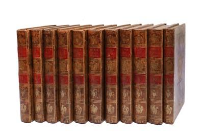 Lot 1011 - Fourcoy. Systême des Connaissances Chimiques. Paris [1800]