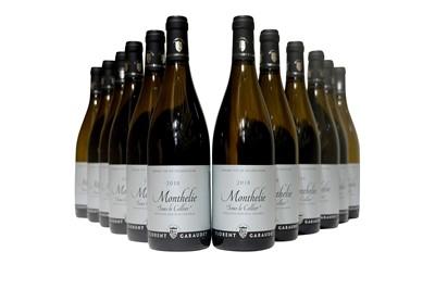 Lot 547 - Monthelie Souse Le Cellier Blanc 2018