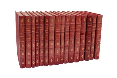 Lot 1038 - Dickens. Works. 16 vol., n.d.