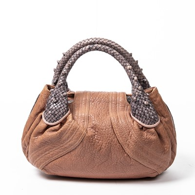 Lot 35 - Fendi Tan Spy Bag