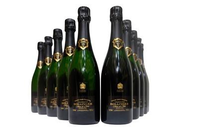 Lot 11 - Bollinger Vieilles Vignes Francaises 2002
