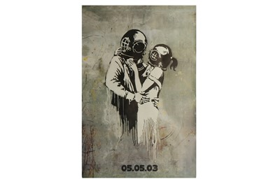 Lot 332 - BANKSY (BRITISH B.1974)