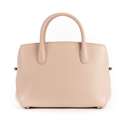 Lot 36 - Dior Pale Pink Open Bar Charm Tote